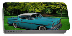 1958 Chev Impala Portable Battery Charger