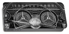 1959 Buick Lasabre Steering Wheel Portable Battery Charger by Jill Reger