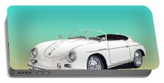 1959 Porsche Speedster Portable Battery Charger
