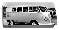 1959 Volkswagon Microbus Portable Battery Charger