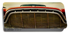 1960 Desoto Fireflite Coupe Grill Portable Battery Charger
