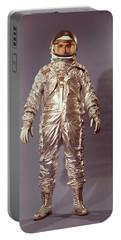 1960s Standing Full Length Portrait Portable Battery Charger