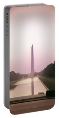 1960s Washington Monument Portable Battery Charger