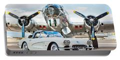 1961 Chevrolet Corvette Portable Battery Charger