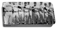 1961 San Francisco Giants Portable Battery Charger