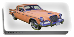 1961 Studebaker Hawk Coupe Portable Battery Charger