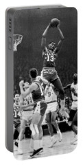 1962 Nba All-star Game Portable Battery Charger