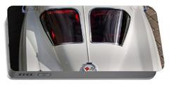 1963 Chevrolet Corvette Split Window -399c Portable Battery Charger