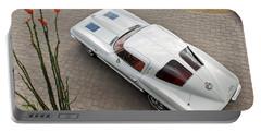 1963 Chevrolet Corvette Split Window -440c Portable Battery Charger