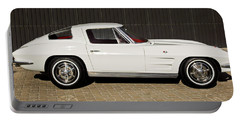1963 Chevrolet Corvette Split Window -575c Portable Battery Charger