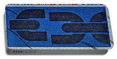 1963 Emancipation Proclamation Stamp Portable Battery Charger