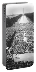 1963 March On Washington Portable Battery Charger