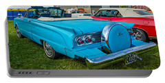 1963 Mercury Comet Convertible 2 Portable Battery Charger