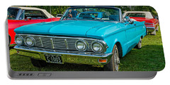 1963 Mercury Comet Convertible Portable Battery Charger