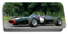 1964 Brm P261 Formula 1 Single-seat Portable Battery Charger