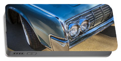 1964 Lincoln Continental Convertible  Portable Battery Charger