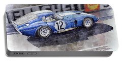 1965 Le Mans  Daytona Cobra Coupe  Portable Battery Charger