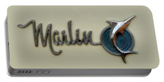 1965 Rambler Marlin Portable Battery Charger