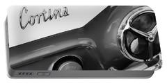1966 Lotus Cortina Mk1 Taillight Emblem Portable Battery Charger