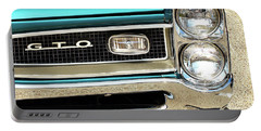 1966 Pontiac Gto Portable Battery Charger