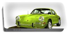 Porsche 911 Sportscar Portable Battery Charger
