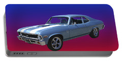 1971 Chevy Nova S S Portable Battery Charger