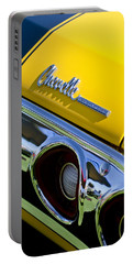 1972 Chevrolet Chevelle Taillight Emblem Portable Battery Charger