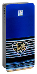 1972 Lancia Fulvia 1.3s S2 Grille Emblem Portable Battery Charger