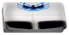 1975 Pontiac Trans Am Firebird Hood Painting Portable Battery Charger