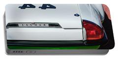 1978 Jaguar Xj-s Group 44 Trans-am Race Car Taillight Emblem Portable Battery Charger