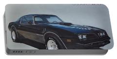 1978 Pontiac Trans Am Portable Battery Charger