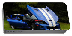 1997 Viper Hennessey Venom 650r 4 Portable Battery Charger by Davandra Cribbie