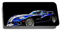 1997 Viper Hennessey Venom 650r 5 Portable Battery Charger by Davandra Cribbie