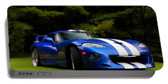 1997 Viper Hennessey Venom 650r Portable Battery Charger by Davandra Cribbie