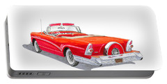 1957 Buick Special Convertible Portable Battery Charger