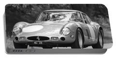 1963 Ferrari 250 Gto Scaglietti Berlinetta Portable Battery Charger