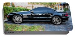 2006 Mercedes Benz Sl55 V8 Kompressor Coupe Painted  Portable Battery Charger