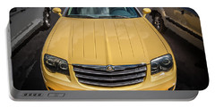 2008 Chrysler Crossfire Convertible  Portable Battery Charger