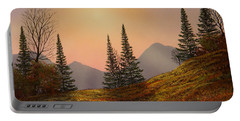 Alpine Sunset Portable Battery Charger