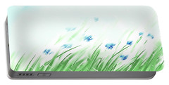 April Shower Portable Battery Charger