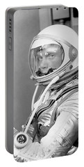 Astronaut John Glenn - Mercury Atlas 6 Portable Battery Charger