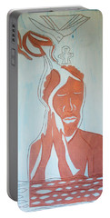 Baptism Of The Lord Jesus Portable Battery Charger