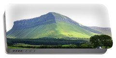 Ben Bulben Portable Battery Charger by Charlie Brock