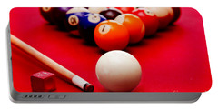 Billards Pool Game Portable Battery Charger