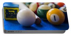 Billiard Balls Portable Battery Charger