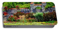 Biltmore Gardens Portable Battery Charger by Savannah Gibbs