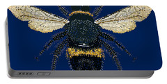 Bumblebee Bedazzled Portable Battery Charger