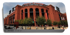 Busch Stadium - St. Louis Cardinals Portable Battery Charger