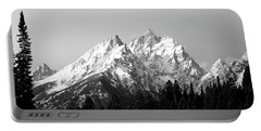 Cathedral Group Grand Teton National Portable Battery Charger