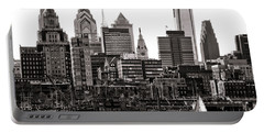 Center City Philadelphia Portable Battery Charger